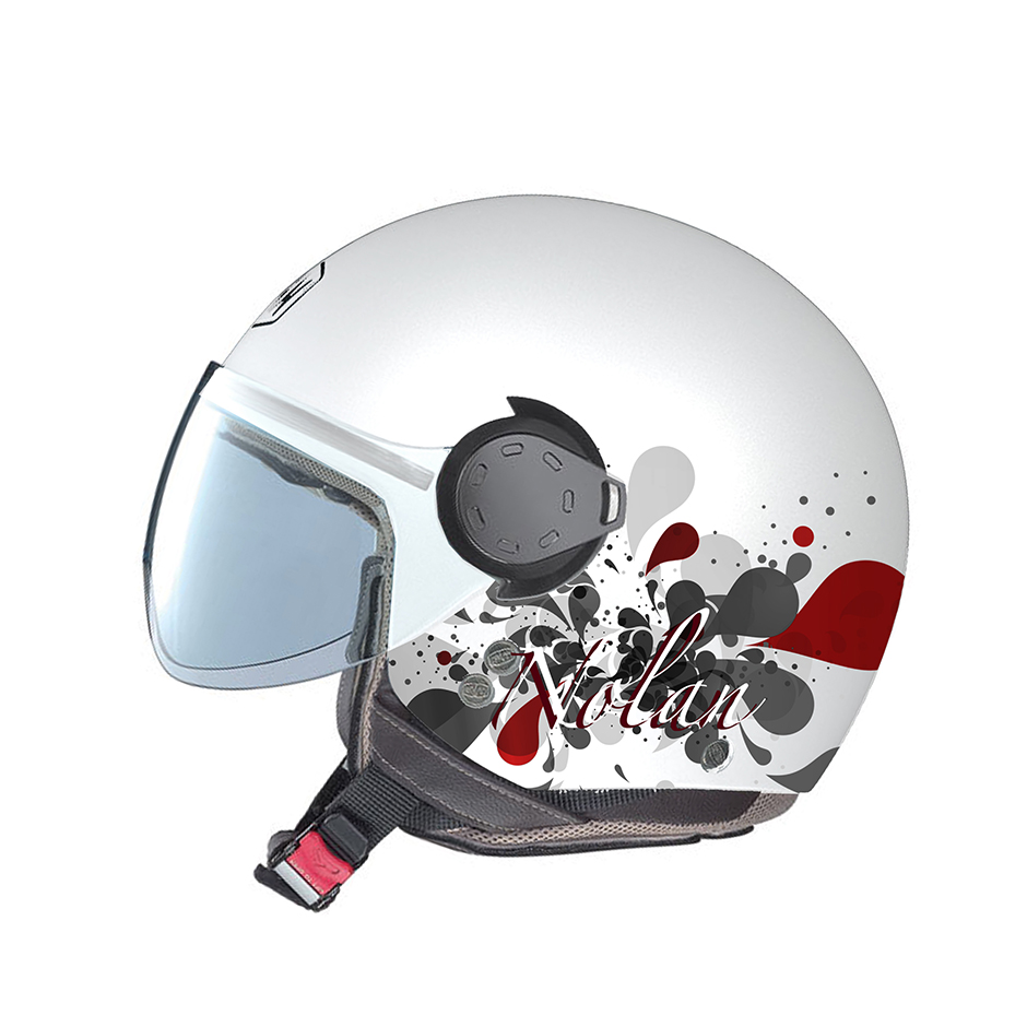 NOLAN helmet graphic design