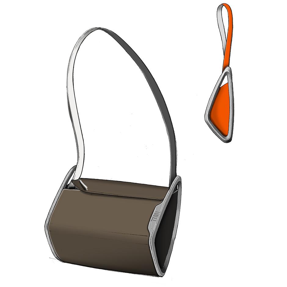 bag sport design concept design concept bag minimal shape