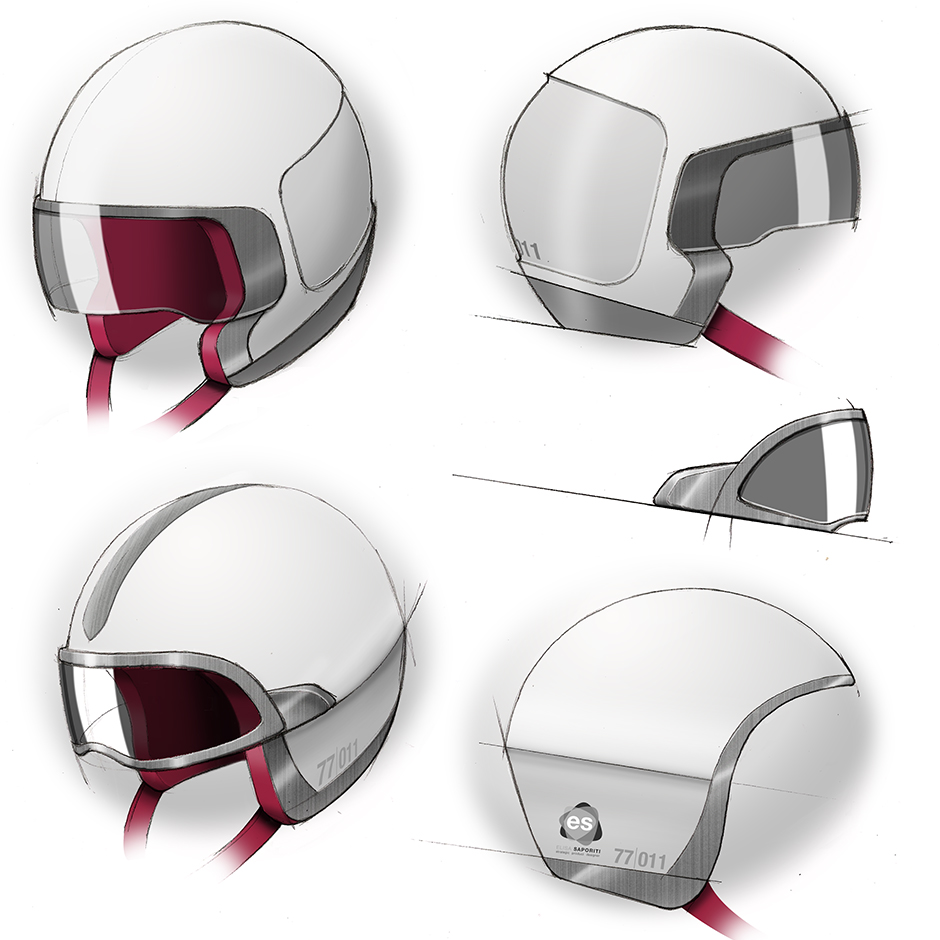bike helmet concept design proposals